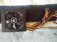 CiT 750W Black Edition PSU 12cm Single 12v CE PFC Model 750UB