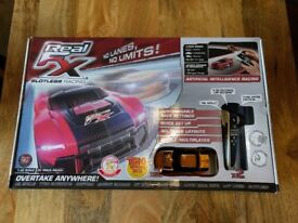 Real FX Slotless Car Racing (Similar to Scaletrix and Anki Overdrive)