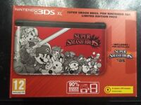 Nintendo 3DS XL FOR SALE! NEARLY NEW CONDITION !£160 ONO