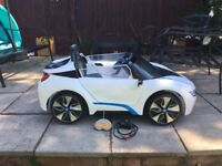 BMW i8 Childrens Ride On (12v Version)