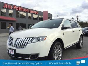 2013 Lincoln MKX Limited w/NAV, Pana Roof, leather + more