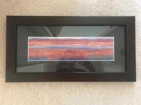 Australian Outback Signed Print by Denise Walker