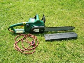 TRY2000CSA ELECTRIC CHAINSAW