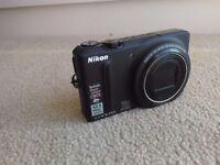 Nikon S9100 Coolpix Digital Camera