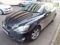 LEXUS IS 220D *** DIESEL *** FULL SERVICE HISTORY *** LOW MILEAGE *** ONLY 3195**