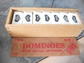 Collectible, Rare, Britvic Dominoes