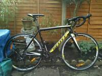 Scott Speedster Road Racing Bike + Extras + Quick Sale Needed!