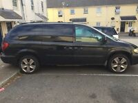 Chrysler grand voyager 2.8 diesel automatic 2006, 7 seater