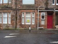 ONE BEDROOM GROUND FLOOR FLAT, NEWMILNS, KILMARNOCK