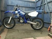 yamaha yz 250 yz250 mx motocross road legal crosser not honda crf cr kawasaki kx kxf yzf suzuki rm