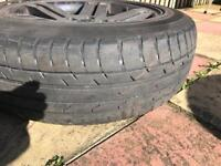 Chrysler 300c Alloy wheels
