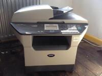 Brother DCP 860 laser copier