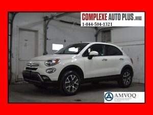 2016 Fiat 500X Lounge AWD *Cuir,Mags,Bluetooth
