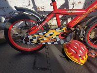 Boys' cosmic bicycle