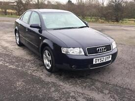Audi A4 auto 2.0 se petrol full leather