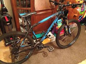 Vitus nucleus 275 pedal bike