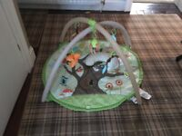 Baby gym Skip Hop Treetop Friends Activity Gym Forest