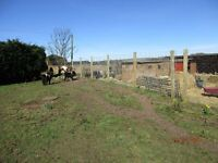 Smallholding in Berwickshire for sale