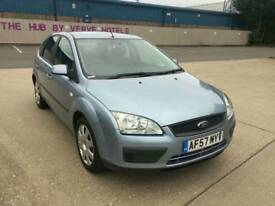 Ford Focus 1.6 LX Petrol manual 57 plate 10 months mot