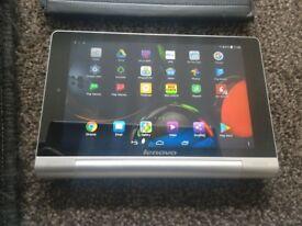 """Lenovo yoga. 8"""" tablet"""