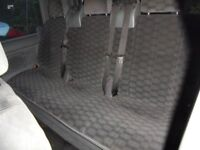 FORD TRANSIT TORNEO 2007 Rear bench seat with seatbelts