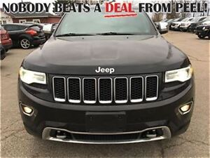2014 Jeep Grand Cherokee Overland  Diesel LOW Klms!!!