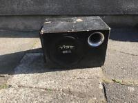 Amp,sub,speakers,