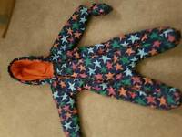 Marks and Spencer pram suit 9-12 months