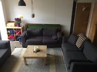 Unfurnished Double Room available in Converted Warehouse: Manor House, Stoke Newington, Seven Sister