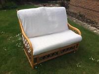 Conservatory 2 seater chair