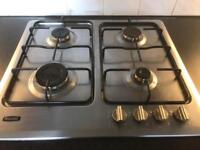 Baumatic 4 burner gas hob