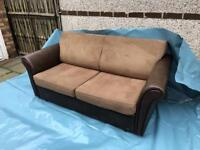 2 seater couch/sofa/ sofa bed