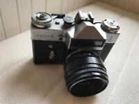 Old style Cameras and lenses for sale