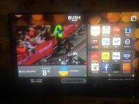 """BUSH 49"""" 4k ULTRA HD SMART TV"""