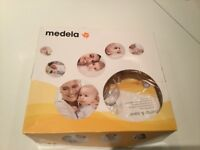 Medela Swing Electric Breast Pump with Calma Teat