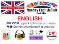English conversation class in England | English Lessons & Classes