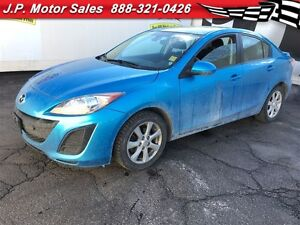 2011 Mazda MAZDA3 GS, Automatic, Sunroof, Steering Wheel Control