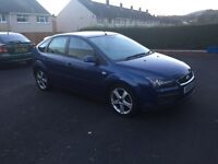 2008 Ford Focus New shape in very good condition 12 months Mot ,px welcome
