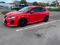 Seat Leon cupra k1 fully forged low miles