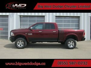 2017 Ram 2500 Power Wagon Laramie 6.4L Leather Sunroof NAvigatio