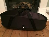 Bugaboo bee carrycot black