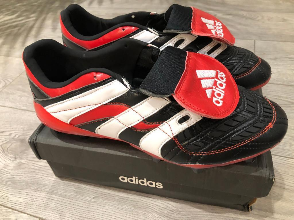 2fe873bdae75 ... cleats black running white infrared d8582 48467  shop adidas predator  accelerator fg football boots 2018 remake in boston spa west yorkshire  gumtree ...