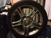 16 inch Ford Fiesta alloys