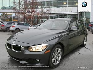 2013 BMW 3 Series 4dr Sdn 320i xDrive AWD