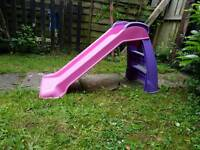 Little Tikes First Slide (Pink/Purple) -Small Children/Kids Outdoor Slide 1-4yrs