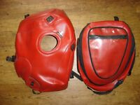 Complete Tank bag for a Ducati 996/916