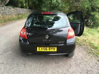 Renault clio 1.2 full year MOT