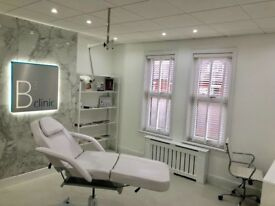 Modern Clinic/Treatment Room To Rent. Session basis or long term available