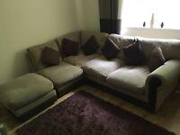 Left hand corner Sofa, in great condition.
