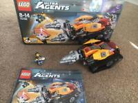 Ultra Agents Lego
